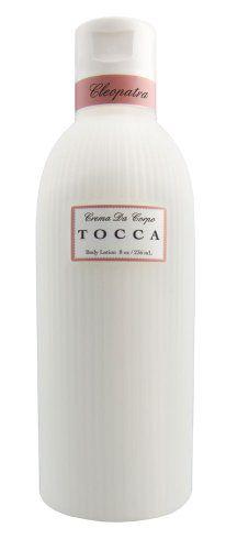 TOCCA トッカ TOCCA ボディーケアローション クレオパトラの香り 266mlの画像