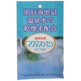 null 日本薬品開発 JPD マグマオンセン別府(海地獄) 15g×5包の画像