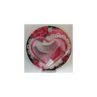 スプリングハート スプリングハート Spring Heart スプリングハートアイラッシュ 9 1ペアの画像