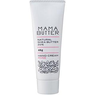 ママバター ママバター MAMA BUTTER ママバター ハンドクリーム ローズ 40gの画像