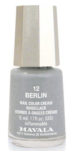 マヴァラ マヴァラ MAVALA ネイルカラー 12 ベルリン 5mlの画像