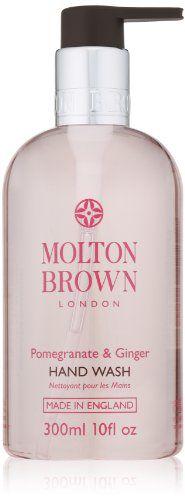 モルトンブラウン モルトンブラウン MOLTN BROWN ポメグラネート&ジンジャー ハンドウォッシュ 300ml ポメグラネート&ジンジャーの画像