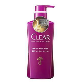 CLEAR クリア CLEAR シャンプー シャンプー/ポンプ(本体) 370gの画像