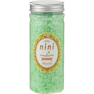 nini ニニ nini nini ミントバスソルト 400gの画像