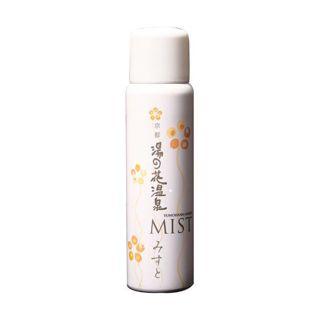 オンセンキレイ オンセンキレイ Onsen-Kirei 京都 湯の花温泉ミスト 80gの画像