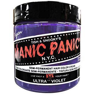 マニックパニック マニックパニック マニックパニックカラークリーム ウルトラヴァイオレット 118mlの画像