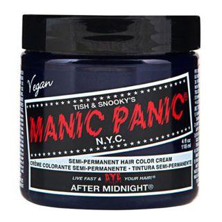 マニックパニック マニックパニック マニックパニックカラークリーム アフターミッドナイト 118mlの画像