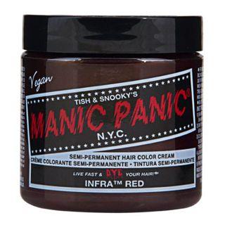 マニックパニック マニックパニック マニックパニックカラークリーム インフラレッド 118mlの画像