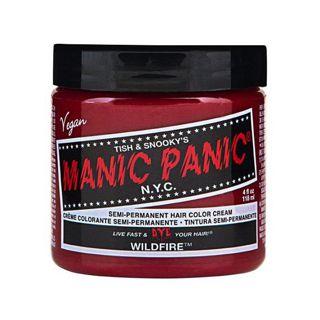 マニックパニック マニックパニック マニックパニックカラークリーム ワイルドファイア 118mlの画像