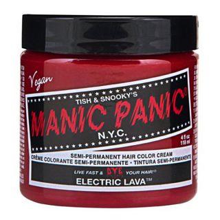 マニックパニック マニックパニック マニックパニックカラークリーム エレクトリックラヴァ 118mlの画像