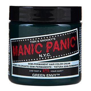 マニックパニック マニックパニック マニックパニックカラークリーム グリーンエンヴィ 118mlの画像