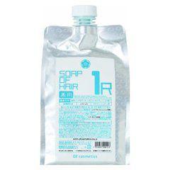 オブ・コスメティックス オブ・コスメティックス Of cosmetics 薬用ソープオブヘア 1-R エコサイズ 1000ml シトラスフレッシュの香りの画像