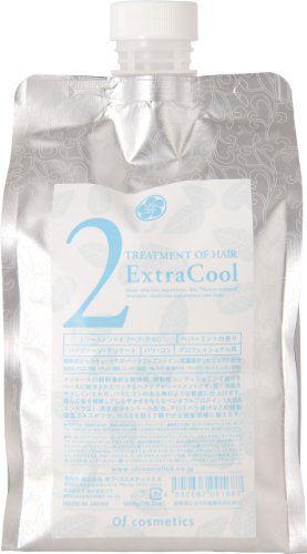 オブ・コスメティックス オブ・コスメティックス Of cosmetics トリートメントオブヘア・2-EC エコサイズ 1000g 爽やかな香りの画像