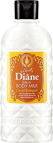 モイスト・ダイアン モイスト・ダイアン Moist Diane モイスト・ダイアン ボディミルク シトラスブーケの香り 250mlの画像
