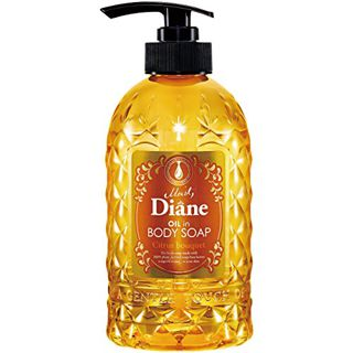 モイスト・ダイアン モイスト・ダイアン Moist Diane モイスト・ダイアン オイルインボディソープ 本体 500ml シトラスブーケの香りの画像
