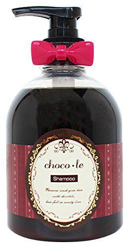 ハホニコ ハホニコハッピーライフ HAHONICO チョコレ シャンプー シャンプー 300mlの画像