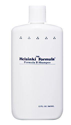 ヘルシンキ・フォーミュラ ヘルシンキ・フォーミュラ Helsinki Formula ヘルシンキ・フォーミュラ フォーミュラBシャンプー 360mlの画像