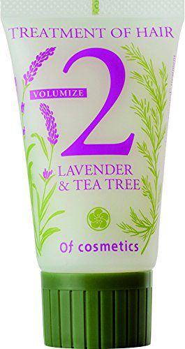 オブ・コスメティックス オブ・コスメティックス Of cosmetics トリートメントオブヘア・2-TL ミニボトル 50g ラベンダーティーツリーの香りの画像