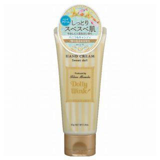 ドーリーウインク ドーリーウインク Dolly Wink ハンドクリーム スイートドール バニラ&キャンディの香り 40gの画像