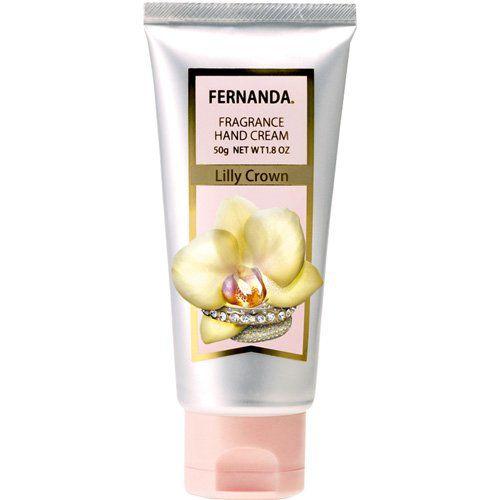 フェルナンダ FERNANDA ハンドクリーム リリークラウン 50gのバリエーション2