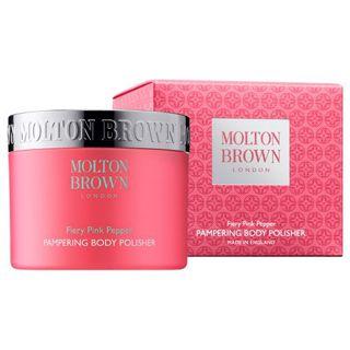 モルトンブラウン モルトンブラウン MOLTN BROWN ファイアリー ピンクペッパー パンパリング ボディポリッシャー 250mlの画像