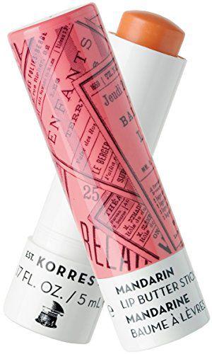 コレスナチュラルプロダクト コレスナチュラルプロダクト KORRES NATURAL PRODUCTS リップバタースティック ピーチ SPF15 5mLの画像