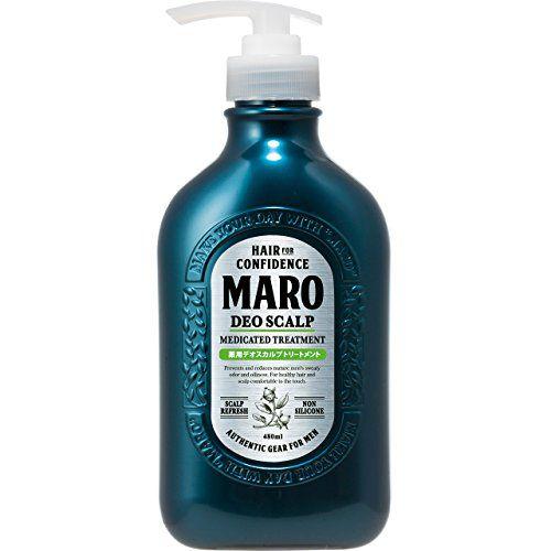 MAROのマーロ MARO MARO 薬用デオスカルプトリートメント 480mlに関する画像1