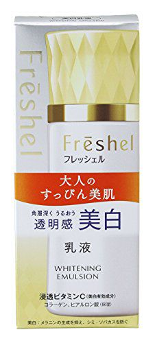 フレッシェル フレッシェル Freshel ミルク(ホワイト)N 130mLの画像