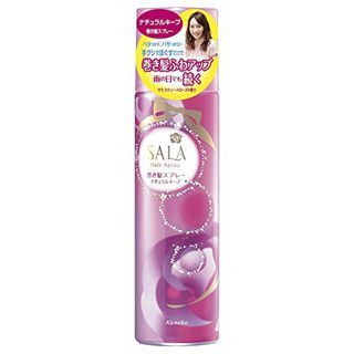 サラ サラ SALA 巻き髪スプレーナチュラルキープ(スウィートローズの香り) 160g 華やかでやさしいサラ スウィートローズの香りの画像