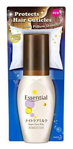 エッセンシャル エッセンシャル Essential ナイトケアミルク 100mlの画像
