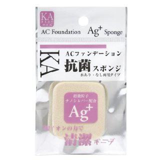 AC MAKEUP エーシーメイクアップ AC MAKEUP AC ファンデーション 抗菌スポンジ KAの画像