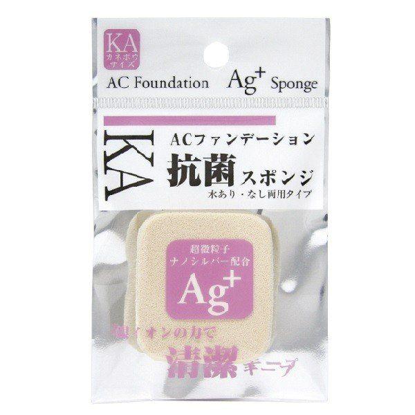 AC MAKEUPのエーシーメイクアップ AC MAKEUP AC ファンデーション 抗菌スポンジ KAに関する画像1