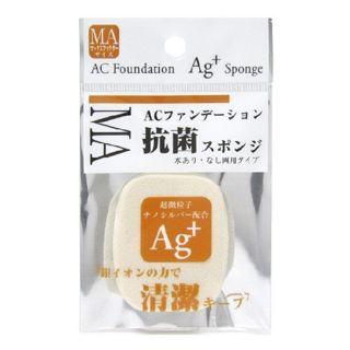 AC MAKEUP エーシーメイクアップ AC MAKEUP AC ファンデーション 抗菌スポンジ MAの画像