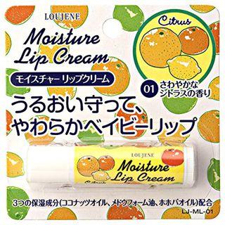ルージーン ルージーン LOUJENE LJ モイスチャー リップクリーム シトラスの香りの画像