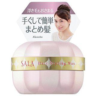 SALA(サラ) サラ SALA まとめ髪メイクワックスEX 清楚でやさしいサラの香り 90gの画像