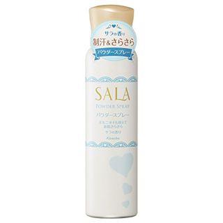 サラ サラ SALA パウダースプレーS(サラの香り) 90g 清楚でやさしいサラの香りの画像