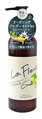 ラ・フルール ラ・フルール La Fleur ヘアシャンプー 290ml シトラスの画像