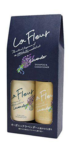 ラ・フルール ラ・フルール La Fleur シャンプー&コンディショナー 290ml×2 ラベンダーの画像