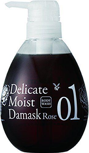 オブ・コスメティックス オブ・コスメティックス Of cosmetics ソープオブボディ・01-RO 本体 450ml ダマスクローズの香りの画像