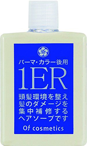 オブ・コスメティックス オブ・コスメティックス Of cosmetics ソープオブヘア・1-ER 本体 60ml ローズマリーの香りの画像