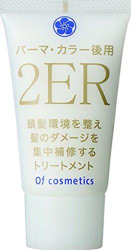 オブ・コスメティックス オブ・コスメティックス Of cosmetics トリートメントオブヘア・2-ER 本体 50g ローズマリーの香りの画像
