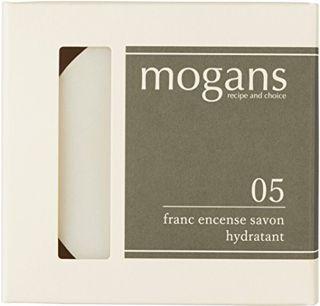 モーガンズ モーガンズ mogans ハンドメイドソープ フランクインセンス 80gの画像