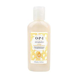 オーピーアイ オーピーアイ O・P・I アボジュース ハンド&ボディ ローション マンゴ AVM01 28mL 完熟マンゴの香りの画像