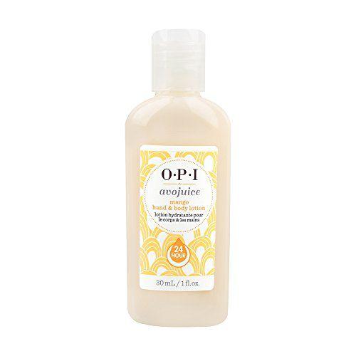 オーピーアイのオーピーアイ O・P・I アボジュース ハンド&ボディ ローション マンゴ AVM01 28mL 完熟マンゴの香りに関する画像1