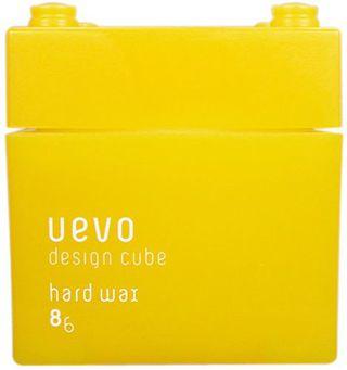 ウェーボ デザインキューブ ウェーボ デザインキューブ UEVO design cube デザインキューブハードワックス 80gの画像