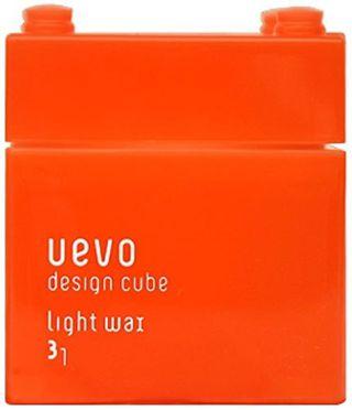 ウェーボ デザインキューブ ウェーボ デザインキューブ UEVO design cube デザインキューブライトワックス 80gの画像