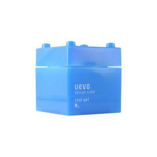 ウェーボ デザインキューブ ウェーボ デザインキューブ UEVO design cube デザインキューブクールジェル 80gの画像
