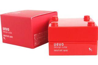 ウェーボ デザインキューブ ウェーボ デザインキューブ UEVO design cube デザインキューブニュートラルワックス 30gの画像