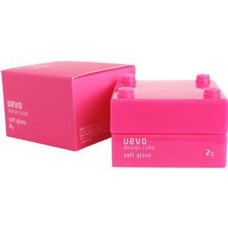 ウェーボ デザインキューブ ウェーボ デザインキューブ UEVO design cube デザインキューブソフトグロス 30gの画像