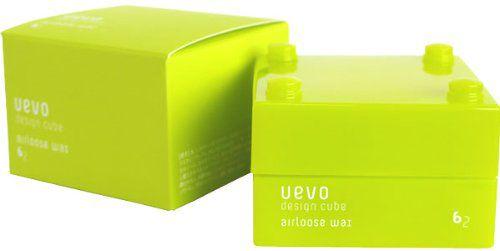 ウェーボ デザインキューブのウェーボ デザインキューブ UEVO design cube デザインキューブエアルーズワックス 30gに関する画像1